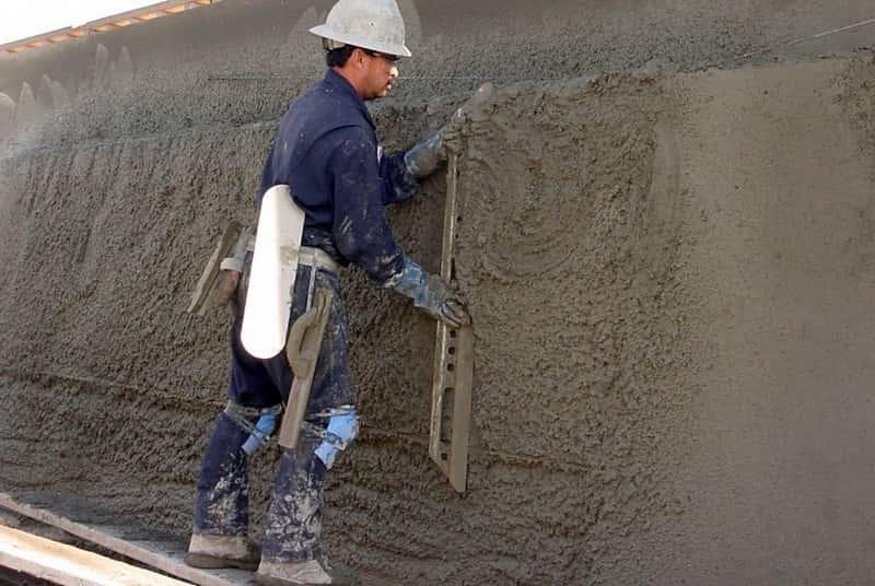 Строительные растворы для штукатурки бетон цена стерлитамак