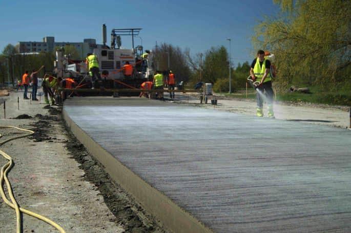 Дорожно бетонные смеси ямобур для бетона