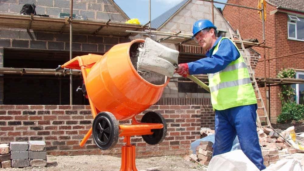 Как готовится бетонная смесь заливка колонн бетоном