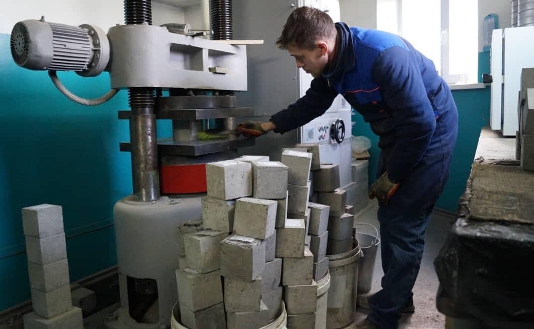 Испытание бетон расход материалов для керамзитобетона на 1 м3