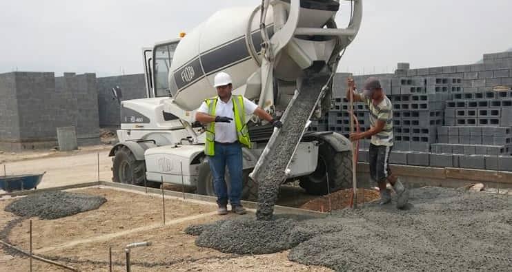 Купить бетон готовый для фундамента элком бетон