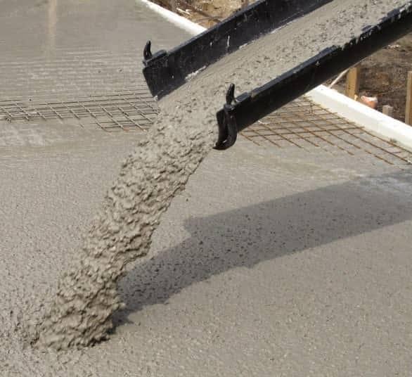 цена на бетонную смесь