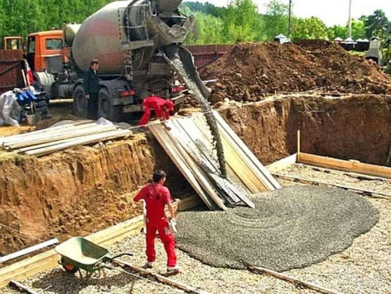 Бетон d2300 бетон септик