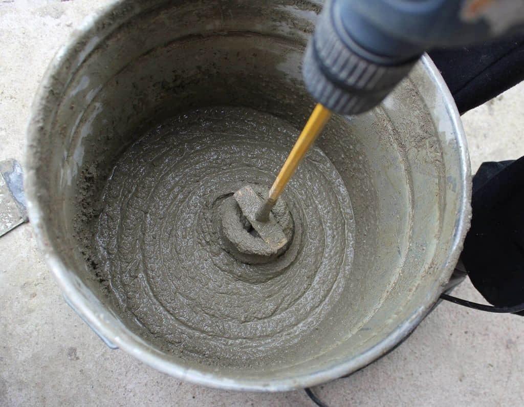 купить цементный штукатурный раствор