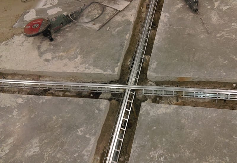 компенсационные швы бетон