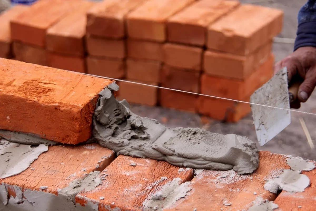 Цементный раствор кирпичной кладки цена бетон машково